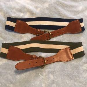 Madewell Belts - XS/S